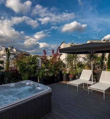 Hôtel Félicien - Silver Suite, Sky Floor