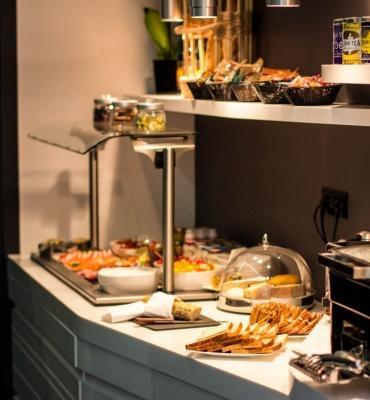 Hôtel Félicien - Breakfast