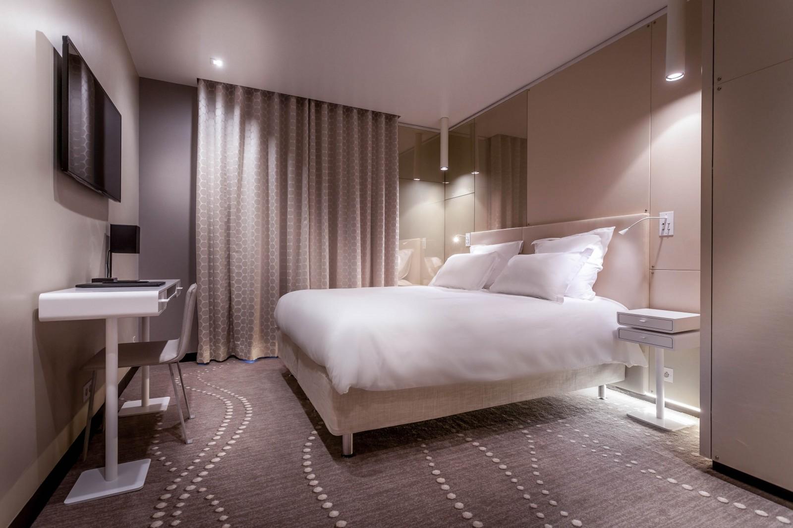 Rideau design chambre design rideaux pour chambre d for Rideau pour chambre a coucher